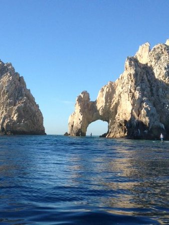 Grand Solmar Land's End Resort & Spa: The famous Arch at Cabo