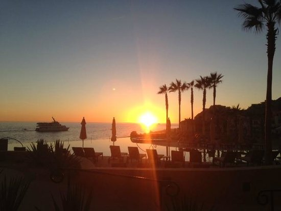 Grand Solmar Land's End Resort & Spa: Sunsets to die for.