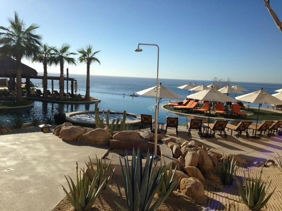 Grand Solmar Land's End Resort & Spa: My other view every day!