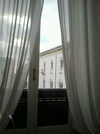 Archimede Vacanze : Dalla sala colazione...
