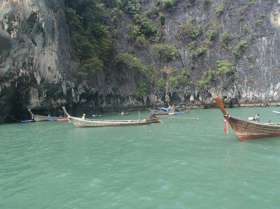 Andaman Leisure Phuket Co., Ltd.: other boats around