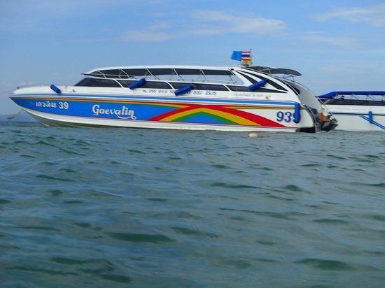 Andaman Leisure Phuket Co., Ltd.: our boat