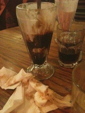 Brewers Fayre Oaks: Spat out Marshmallow