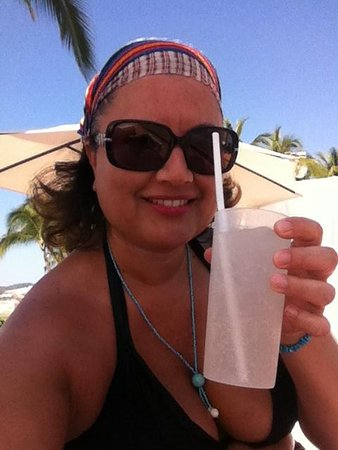 Emporio Ixtapa: Try this drink: La Paloma - Fresca/Squirt, tequila and lime juice = YUMMY!