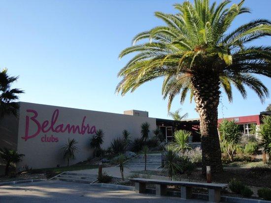 Belambra Clubs - Riviera Beach Club : Fachada do hotel
