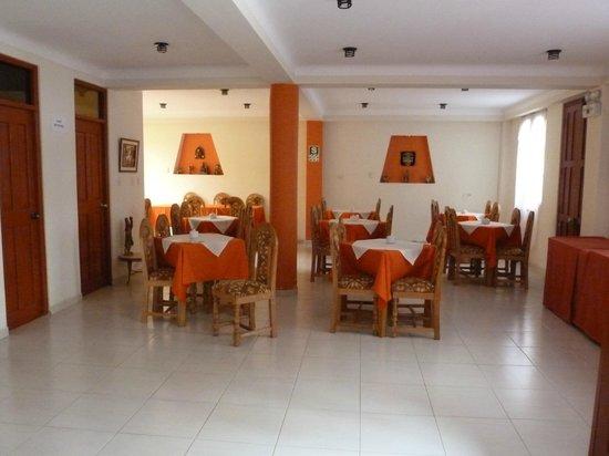 Hotel Casa de Mama Valle : Loby area