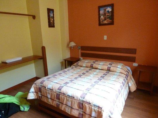 Hotel Casa de Mama Valle : Double