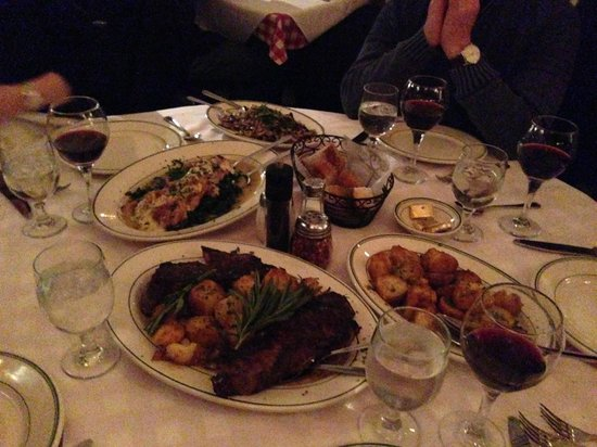 Tony's Di Napoli - Midtown: Que delícia!!!!