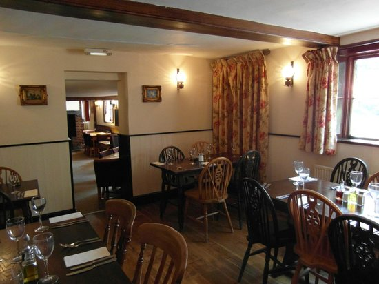 Dukes head: Relax in our friendly restaurant