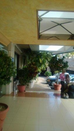 GF Fanabe: Outside Front Entrance