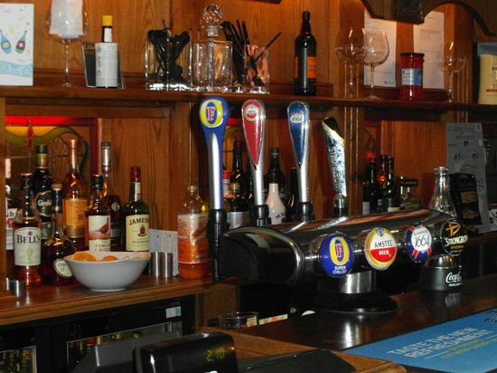 Dukes head: Great choice of beers, wines, spirits and soft drinks