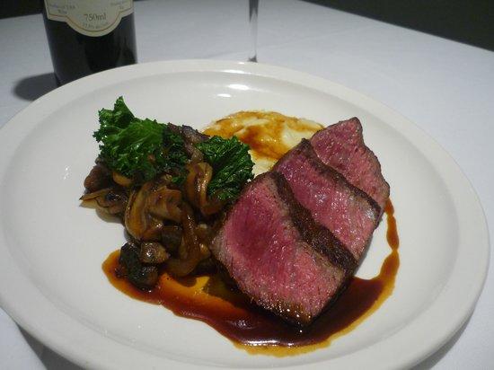 Pasta Kitchen & Bar: 30 Day Aged Beef Top Sirloin Steak