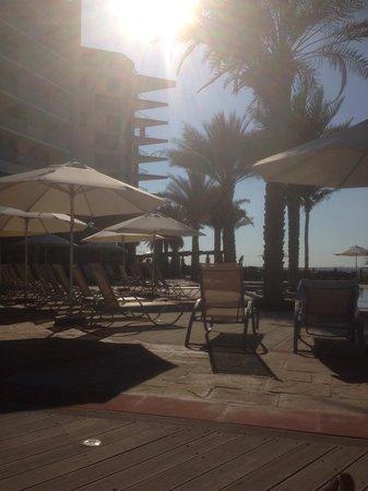 Radisson Blu Hotel, Abu Dhabi Yas Island: Chilling at Radisson Blu Yas