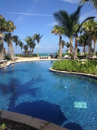 The St. Regis Bahia Beach Resort, Puerto Rico: The Pool