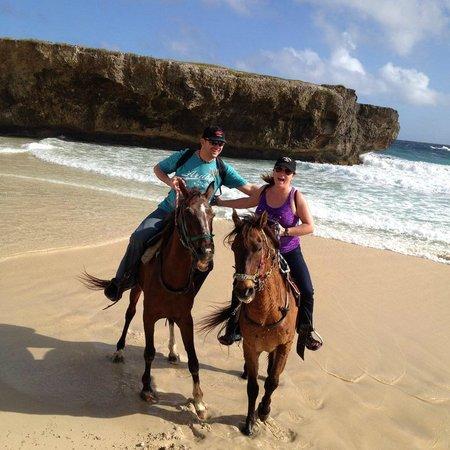 Rancho Daimari: Romantic Trip on horseback...