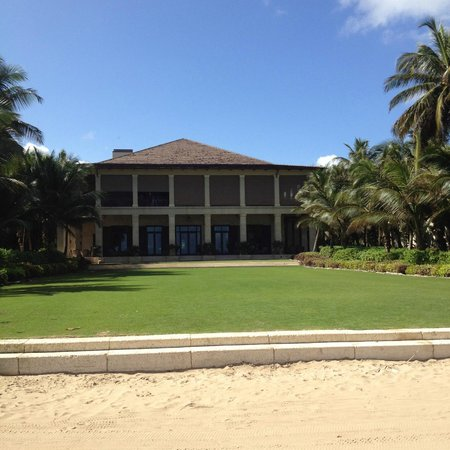 The St. Regis Bahia Beach Resort, Puerto Rico: The Plantation House