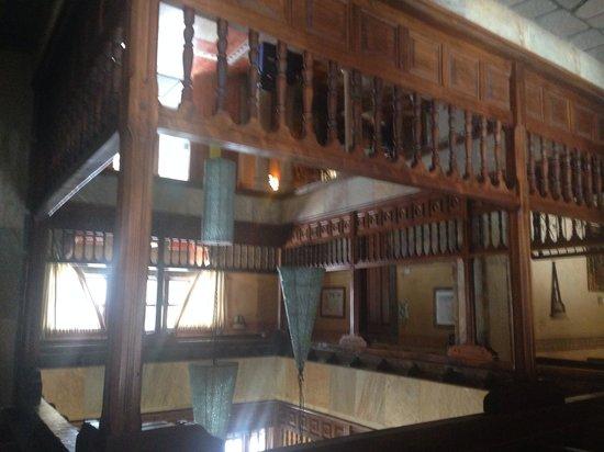 Hotel El Nogal: Hall