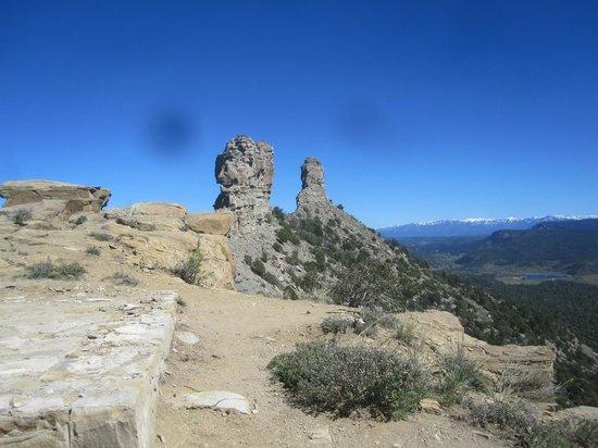 Chimney Rock National Monument: Chimney Rock