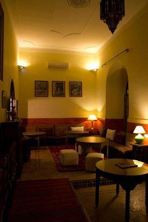 Riad Laila : Sitting room