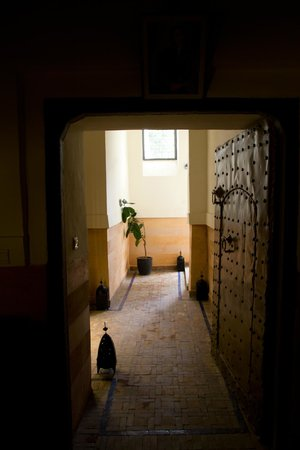 Riad Laila: Hotel grounds