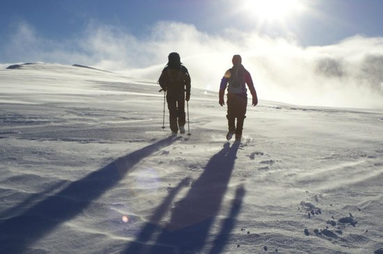 Cairngorm Adventure Guides: Summit day!