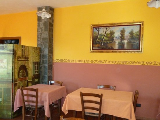All'Isola che non c'e: ristorante