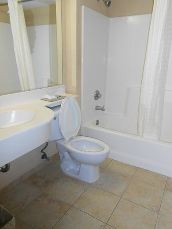 The Floridian Hotel and Suites: Baño