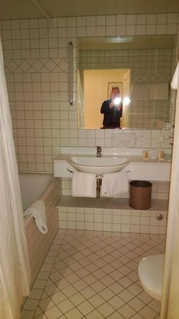 Hotel Royal : Banheiro