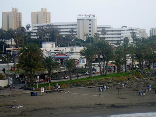 Iberostar Bouganville Playa : Beach - Which bouganville overlooks