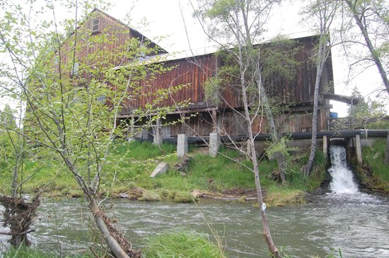 Butte Creek Mill