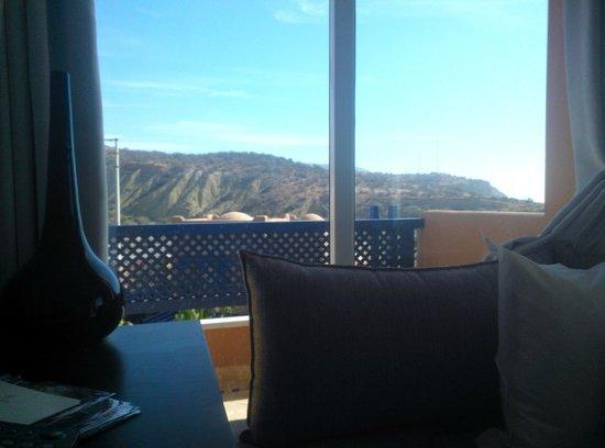 Paradis Plage Surf Yoga & Spa Resort : vu de la suite a partir de la chambre
