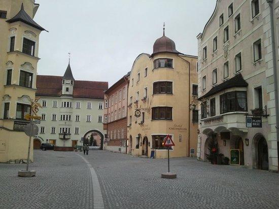 Pension Schloßkeller: Hotel in Fußgängerzone
