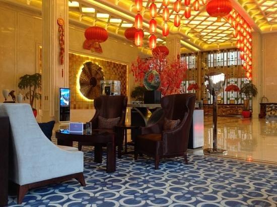 Tonino Lamborghini Hotel Kunshan - City Center : lobby