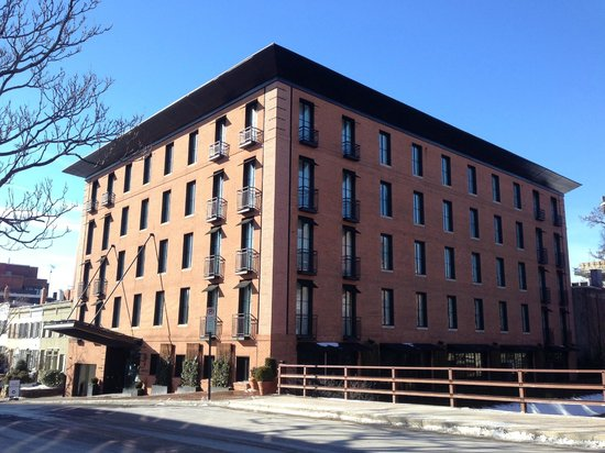 Rosewood Washington, D.C.: The hotel
