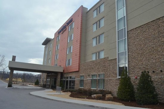 SpringHill Suites Chattanooga Downtown/Cameron Harbor: Hotel