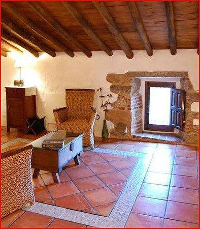 Casa Rural El Vasar: Planta superior. Detalle