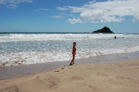Hamoa Beach: Beautiful beachline