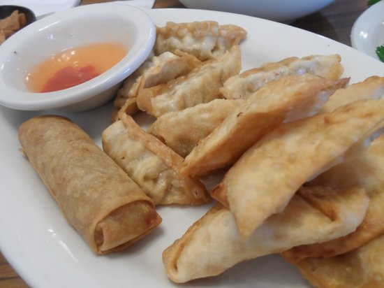 Hop Sheing Noodle House: APPETIZERS