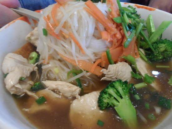 Hop Sheing Noodle House: RICE NOODLE PHO