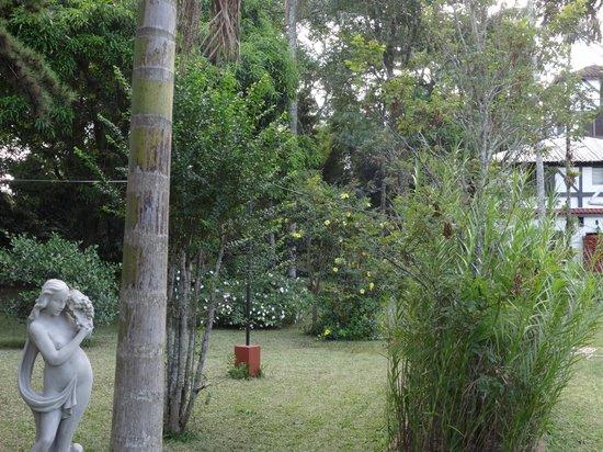 Hotel Britannia : Jardim do hotel.