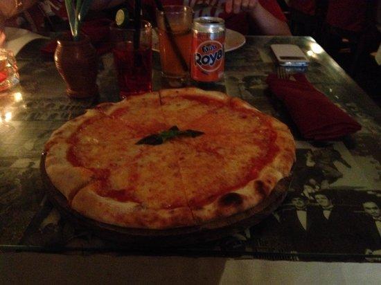 Little Italy: Margherita