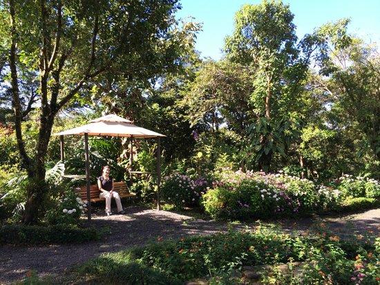 Monteverde Lodge & Gardens: Gardens