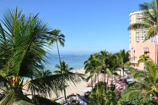 Outrigger Waikiki Beach Resort: 3rd floor