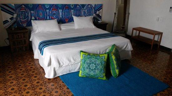 Casa Bustamante Hotel Boutique: Suite 1