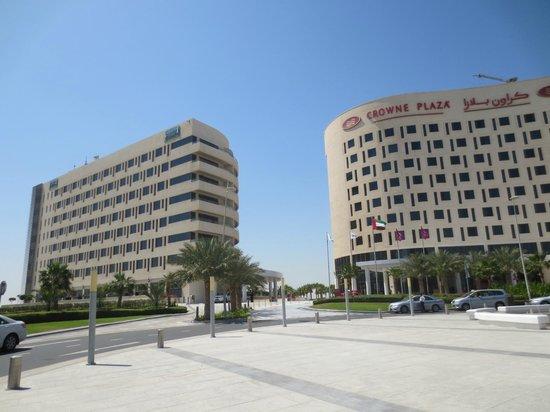 Crowne Plaza Abu Dhabi - Yas Island : Nearby Hotels