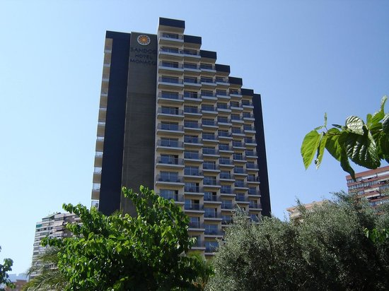 Sandos Monaco Beach Hotel & Spa: The hotel.