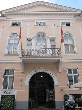 St Olav Hotel: Fachada.