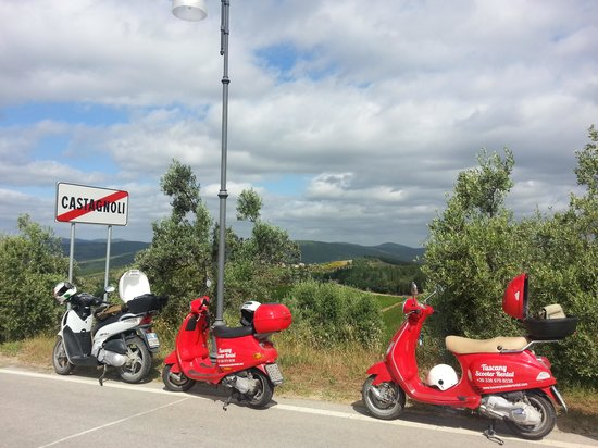 ‪Tuscany Scooter Rental‬