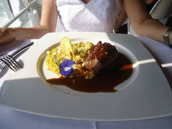 Cala Restaurante: bife