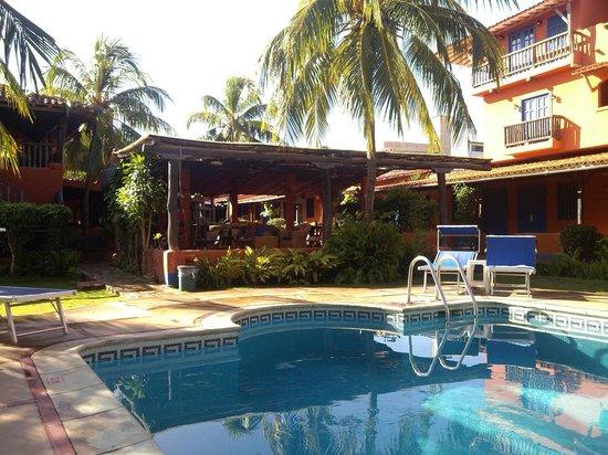 Costa Linda Beach: Piscina